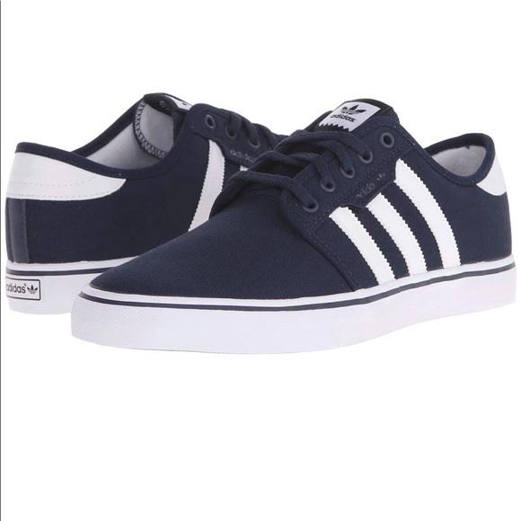 big sale 21912 b3ce4 adidas Shoes | Mens Skate Seeley Aq8530 B17304354 | Poshmark